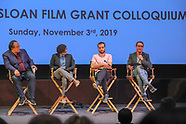 11/03/19: UCLA TFT: Sloan Film Grant Colloquium