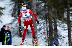 BOE Johannes Thingnes of Norway during Men 10 km Sprint of the e.on IBU Biathlon World Cup on Thursday, March 6, 2014 in Pokljuka, Slovenia. The first e.on IBU World Cup stage is taking place in Rudno polje - Pokljuka, Slovenia until Sunday March 9, 2014. Photo by Matic Klansek Velej / Sportida