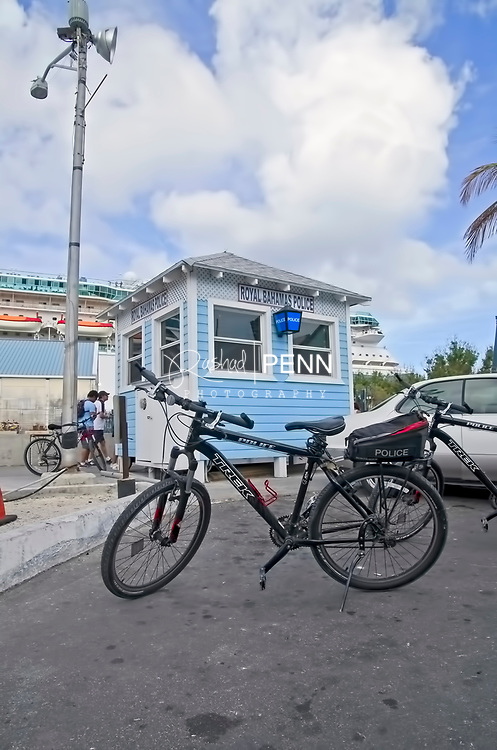 Sites and scenes of downtown Nassau, The Bahamas