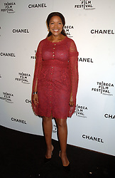 NEW YORK - APRIL 28: Grace Hightower attends the CHANEL Tribeca Film Festival Dinner in support of the Tribeca Film Festival Artists Awards Program at Odeon on April 28, 2010 in New York, New York..People:  Grace Hightower. (Credit Image: © SMG via ZUMA Wire)
