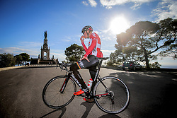 December 15, 2017 - Manacor, Espagne - MANACOR, SPAIN - DECEMBER 15 : BAK Lars Ytting (DEN) Rider of Team Lotto - Soudal pictured during the training camp of the Lotto Soudal cycling team on December 15, 2017 in Manacor, Spain, 15/12/17 (Credit Image: © Panoramic via ZUMA Press)