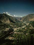 People and places of the Hunza Valley, in the heart of the Karakoram mountain Range, North Pakistan.