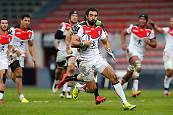 RUGBY - CHAMPIONS CUP - 2017<br /> huget (yoann)<br /> L'(23/01/2017)