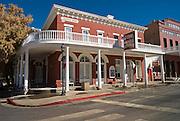 Jackson House Hotel, Eureka, Nevada, USA