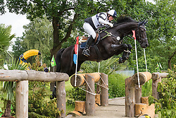 Freese Anne Kristin, (GER), Fame 152   <br /> Cross country - CIC3* Luhmuhlen 2016<br /> © Hippo Foto - Jon Stroud<br /> 18/06/16