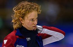 04-01-2003 NED: Europees Kampioenschappen Allround, Heerenveen<br /> 1500 m - Renate Groenewold NED