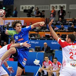 20150125: QAT, Handball - 24th Men's Handball World Championship Qatar 2015, Day 11