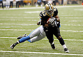 2011 Lions at Saints NFC Wild Card