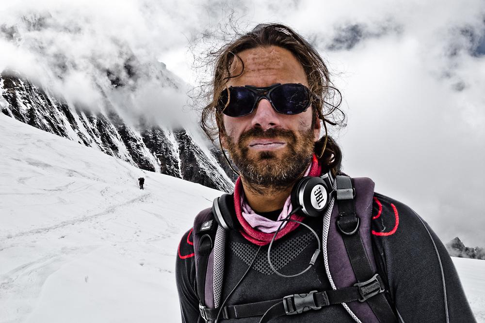 HUNGARIAN MOUNTAINEER | MANASLU | NEPAL