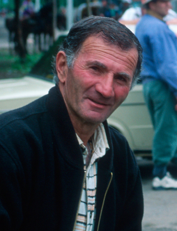 Koba Tsakadze, Olympic Ski Jumping champion, Bakuriani, The Country of Georgia