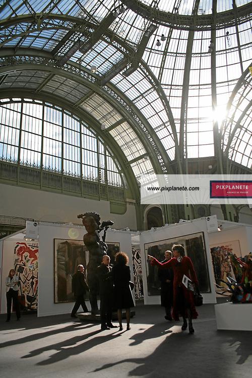 Ouverture de la Fiac ( Foire Internationationale des Arts Contemporains ) à Paris - 18/10/2007 - JSB / PixPlanete