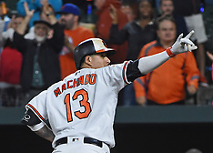 Baltimore Orioles v The Seattle Mariners - 29 Aug 2017