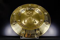 23.04.2015, Guertlerei Schnitzhofer, Faistenau, AUT, 1. FBL, Neuer Bundesliga Meisterteller, im Bild der eue Meisterteller gestaltet von Walter Schnitzhofer // during the Presentation of the new Austrian Football Bundesliga Champions Trophy at the Guertlerei Schnitzhofer, Faistenau, Austria on 2015/04/23. EXPA Pictures © 2015, PhotoCredit: EXPA/ JFK