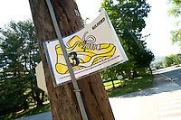 Golden Foot Quest in Gilford June 2,  2010.