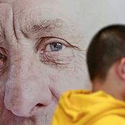 NLD/Amsterdam/20110314 - Presentatie nieuwe Helden en 14 jarig bestaan Johan Cruijff Foundation,