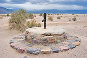 The historic Stovepipe Wells, Death Valley National Park, California