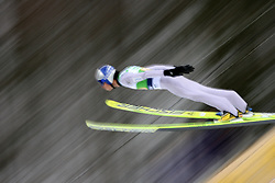Daiki Ito (JPN) at Flying Hill Team in 3rd day of 32nd World Cup Competition of FIS World Cup Ski Jumping Final in Planica, Slovenia, on March 21, 2009. (Photo by Vid Ponikvar / Sportida)