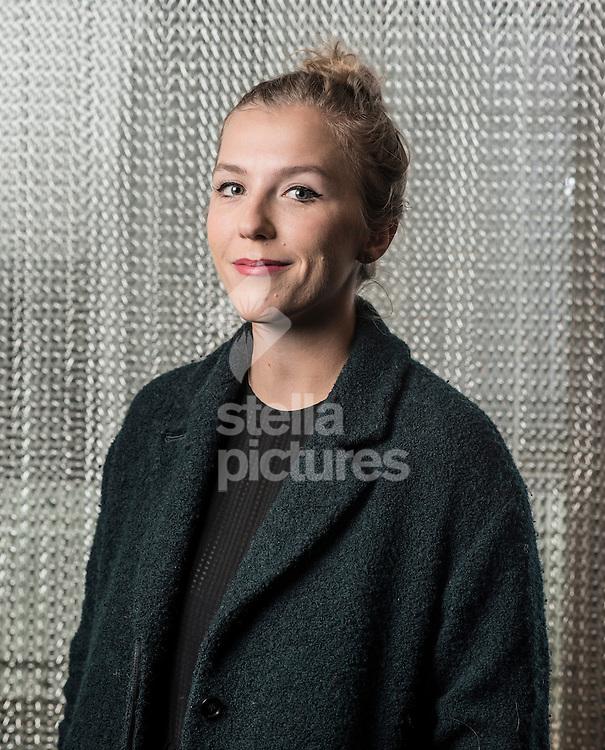 Beattie Edmondson at Soho Theatre, London.<br /> Picture by Daniel Hambury/Stella Pictures Ltd +44 7813 022858<br /> 20/10/2016