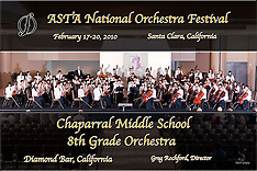 Chaparral Middle School 8th Grade Orchestra
