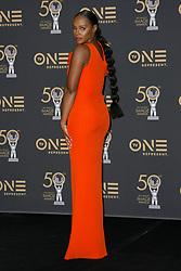March 30, 2019 - Los Angeles, CA, USA - Hollywood, CA - MAR 30:  Tika Sumpter at the 50th NAACP Image Awards Press Room at the Dolby Theatre on March 30 2019 in Hollywood CA. Credit: CraSH/imageSPACE (Credit Image: © Crash via ZUMA Wire)