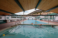Chico Hot Springs near Pray, Montana, USA