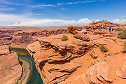 Horseshoe Bend Overlook Arizona