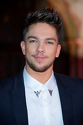 December 14, 2016 - London, United Kingdom of Great Britain and Northern Ireland - Matt Terry arriving at The Sun Military Awards at The Guildhall on December 14, 2016 in London  (Credit Image: © Famous/Ace Pictures via ZUMA Press)