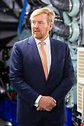 Koning Willem Alexander brengt een werkbezoek aan  Datacenter NTT  in het kader van digitalisering aan de regio Amsterdam, 'Digital Gateway to Europe'. Datacenter NTT is in april van dit jaar geopend, omvat 16.000 m² computervloeroppervlakte en biedt voorzieningen aan onder meer wereldwijd opererende hyperscalers, multinationals en cloudleveranciers.