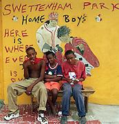 Maxfield Avenue Home Boys