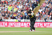 Somersets Peter Trego during the Vitality T20 Finals Day semi final 2018 match between Sussex Sharks and Somerset at Edgbaston, Birmingham, United Kingdom on 15 September 2018.