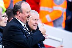 Newcastle United manager Rafa Benitez - Mandatory by-line: Robbie Stephenson/JMP - 26/12/2018 - FOOTBALL - Anfield - Liverpool, England - Liverpool v Newcastle United - Premier League