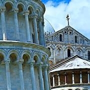 Leaning Tower of Pisa Pisa Italy Europe