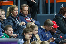 Geir Gulliksen, (NOR)<br /> also in the picture Hugo Simon<br /> Longines FEI World Cup Final 1 - Goteborg 2016<br /> © Hippo Foto - Dirk Caremans<br /> 25/03/16