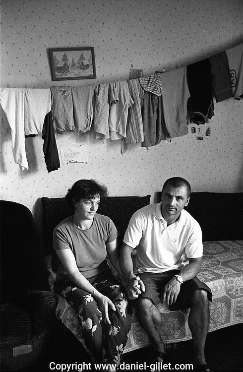 Halil et Selver, demandeurs d'asile // Halil and Selver, Asylum seekers, France.