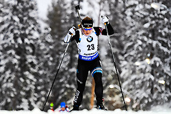 March 8, 2019 - –Stersund, Sweden - 190308 Johanna Talihaerm of Estonia competes in the Women's 7.5 KM sprint during the IBU World Championships Biathlon on March 8, 2019 in Östersund..Photo: Petter Arvidson / BILDBYRÃ…N / kod PA / 92247 (Credit Image: © Petter Arvidson/Bildbyran via ZUMA Press)