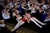 Sacramento Ballet's Nutcracker auditions