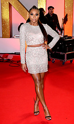Samira Mighty attending the National Television Awards 2019 held at the O2 Arena, London. PRESS ASSOCIATION PHOTO. Picture date: Tuesday January 22, 2019. See PA story SHOWBIZ NTAs. Photo credit should read: Ian West/PA Wire