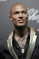 May 18, 2019 - Cannes, France - Jeremy Meeks. ''Love'' party Chopard in Cannes 2019.. Pictures: Laurent Guerin / EliotPress Set ID: 600943....239424 2000-01-01  Cannes France. (Credit Image: © Laurent Guerin/Starface via ZUMA Press)