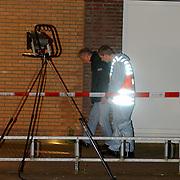 Dode man gevonden Monnickskamp Huizen, onderzoek technische recherche