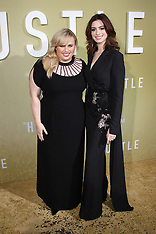 The Hustle Premiere - 08 May 2019