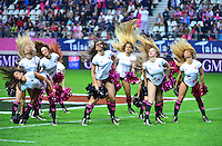 Pom Pom Girls - 24.04.2015 - Stade Francais / Stade Toulousain - 23eme journee de Top 14<br />