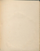 Old blank parchment or paper from a book printed in 1829