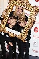 Stacey Solomon, Disney Store VIP Christmas Party, The Disney Store Oxford Street, London UK, 03 November 2015, Photo by Brett D. Cove