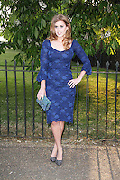 Princess Beatrice of York, The Serpentine Gallery summer party, Kensington Gardens London UK, 26 June 2013, (Photo by Richard Goldschmidt)