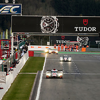 Audi Sport Team Joest  Audi R18 e-tron quattro #7 driven by Marcel Fassler / Andre Lotterer / Benoit Treluyer, at the WEC 6 Hours of Spa-Francorchamps 2015