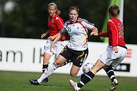 STAVANGER, NORWAY - JUNE 26 : Kim Kuliy  -  U20 women international friendly match between Norway and Germany at the klepp stadium  on June 26, 2008 in Stavanger, Norway. (Photo by Sigbjoern Anderas Hofsmo, Digitalsport, Bongarts/Getty Images for DFB)