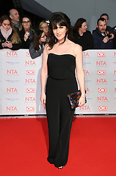 Laura Norton attending the National Television Awards 2018 held at the O2, London. Photo credit should read: Doug Peters/EMPICS Entertainment