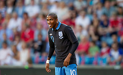 26.05.2012, Ullevaal Stadion, Oslo, NOR, UEFA EURO 2012, Testspiel, Norwegen vs England, im Bild England's Ashley Young (Manchester United) during the Preparation Game for the UEFA Euro 2012 betweeen Norway and England at the Ullevaal Stadium, Oslo, Norway on 2012/05/26. EXPA Pictures © 2012, PhotoCredit: EXPA/ Propagandaphoto/ Vegard Grott..***** ATTENTION - OUT OF ENG, GBR, UK *****