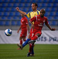 Fotball<br /> Nederland<br /> Foto: ProShots/Digitalsport<br /> NORWAY ONLY<br /> <br /> hapoel tel aviv - nk domzale 10-08-2006, seizoen 2006-2007.  uefacup wedstrijd. barach
