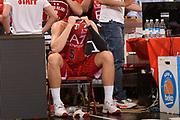 DESCRIZIONE :  Lega A 2014-15  EA7 Milano -Banco di Sardegna Sassari playoff Semifinale gara 7<br /> GIOCATORE : Gentile Alessandro<br /> CATEGORIA : Low Delusione<br /> SQUADRA : Gentile Alessandro<br /> EVENTO : PlayOff Semifinale gara 7<br /> GARA : EA7 Milano - Banco di Sardegna Sassari PlayOff Semifinale Gara 7<br /> DATA : 10/06/2015 <br /> SPORT : Pallacanestro <br /> AUTORE : Agenzia Ciamillo-Castoria/Richard Morgano<br /> Galleria : Lega Basket A 2014-2015 Fotonotizia : Milano Lega A 2014-15  EA7 Milano - Banco di Sardegna Sassari playoff Semifinale  gara 7<br /> Predefinita :